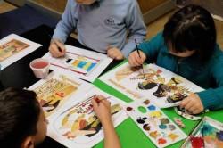 Se reiau atelierele de creație pentru tineri în perioada estivală