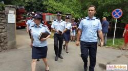 Bucureștiul în control la ISU Arad !