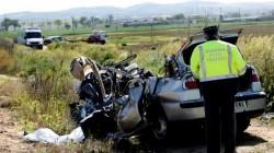 Patru români au murit într-un tragic accident de circulație, ce a avut loc în Spania !