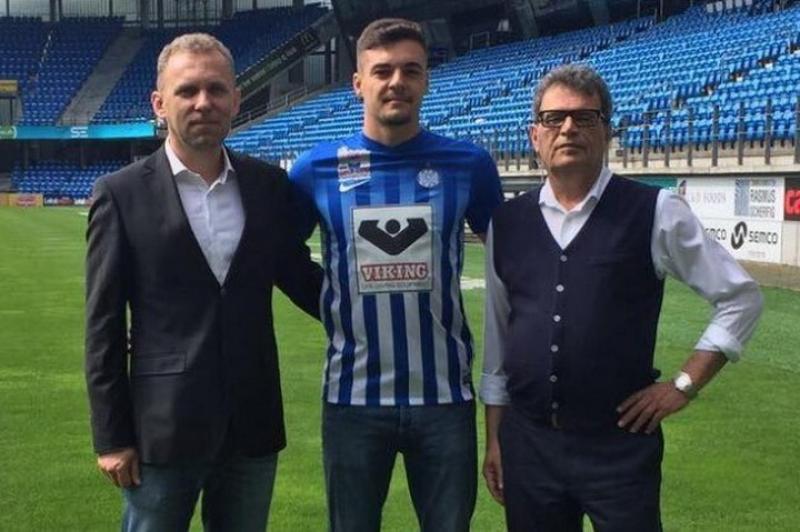 Adi Petre a ajuns la danezii de la Esbjerg