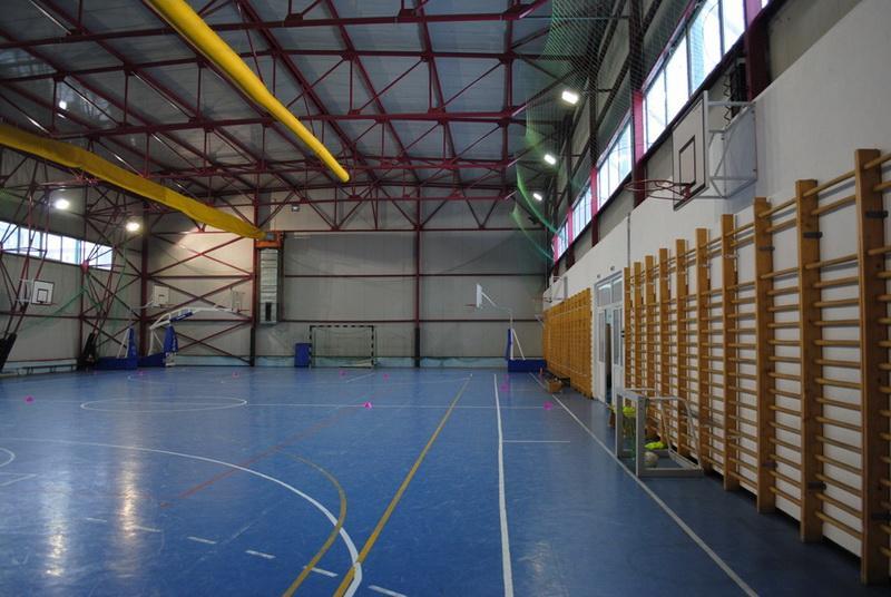 """Colegiul Naţional """"Vasile Goldiş"""" din Arad va beneficia în viitor de o nouă sală de sport"""