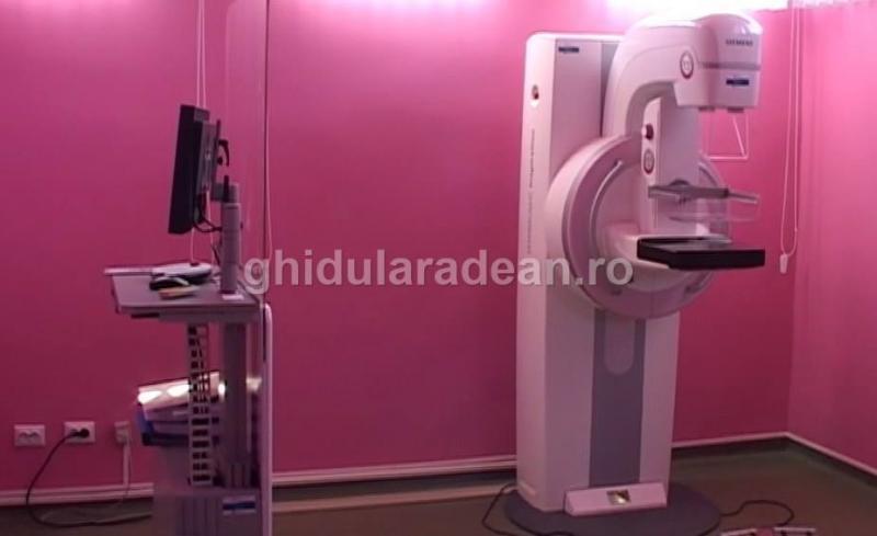 S-a inaugurat Centrul de Screening mamar în Arad. Mamografii gratuite pentru prevenirea cancerului la sân