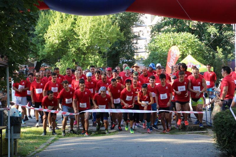 Au început înscrierile pentru Red Run 2017