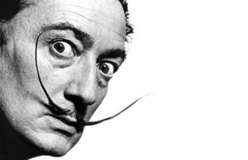 Salvador Dali a fost deshumat la cererea unei clarvăzătoare ghicitoare în cărţi