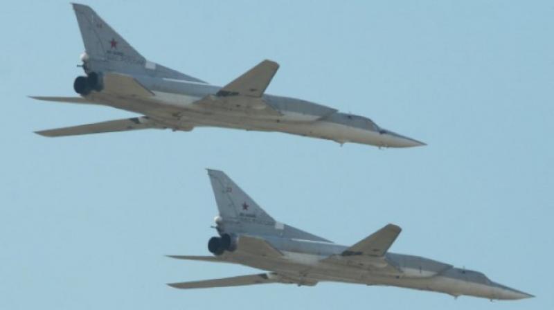 Alertă la baza militară Kogălniceanu! Avioane ruseşti interceptate!