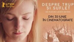 """""""Despre trup și suflet"""", marele câștigător al Festivalului Internațional de Film de la Berlin va fi proiectat la Cinema Arta"""