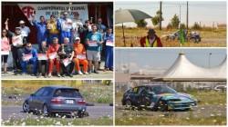 Campionatul Național de Autoslalom al FRAS, etapele I-II ,arădeană (Foto/Video)
