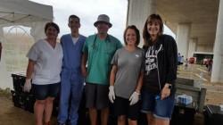 Echipă Medicală din Woodward, Oklahoma venită la Arad ! Au oferit consultații gratuite în Alfa !