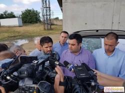 VIDEO-Alt ministru, aceleaşi promisiuni! Află când se va circula pe pasajul de la CET