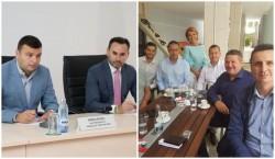 """Răzvan Cadar (PNL): """"Miniştrii şi parlamentarii PSD au preferat cafelele, în loc să discute cu oamenii de afaceri!"""""""