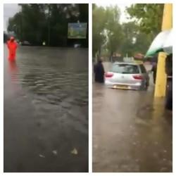 Ploile din ultimele 24 de ore au inundat litoralul Mării Negre !