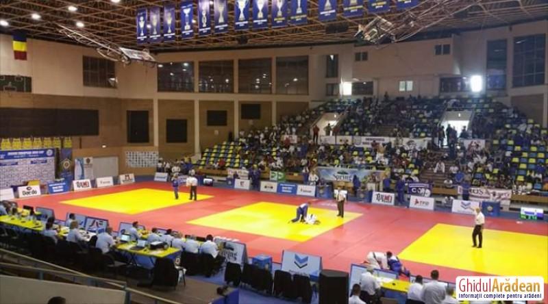 Sâmbătă 19 august va bate gongul în Sala Polivalentă din Arad ! VEZI programul Cupei Europene de judo pentru juniori