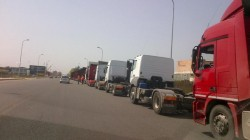 Traficul de mare tonaj restricţionat pe drumurile din judeţul Arad