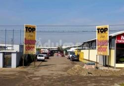 Incep lucrările de amenajare în zona pieţei Obor. Primăria va construi o parcare şi va planta mai mulţi arbuşti