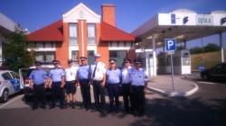 Acţiune estivală a poliţiştilor Români şi Maghiari