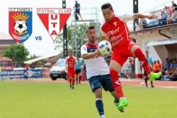UTA debut cu dreptul în noul sezon al Ligii a II-a