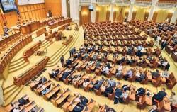 Sesiune Parlamentară, încheiată lamentabil. Dragnea a lipsit de la şedinţa extraordinară pe care tocmai el o convocase!