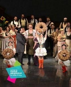 Spectacol de operetă de excepţie, în parcul Reconcilierii. Află când va avea loc!