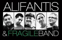 Nicu Alifantis & Fragile Band concertează la Teatrul de Vară
