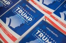"""Lansare de carte: """"Fenomenul Trump""""  sâmbătă 19 august"""