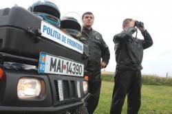 Șaptesprezece cetăţeni din Siria, Irak, Pakistan şi Turcia, opriți la frontiera cu Ungaria