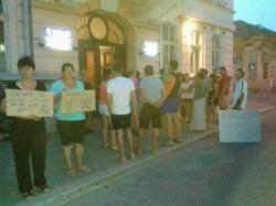 Protest la Lipova, împotriva incompetenței administrației PSD!
