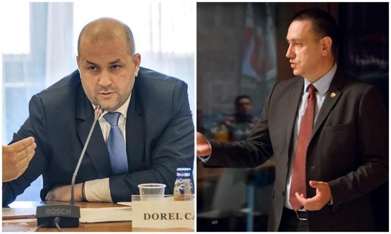 Răfuiala din PSD Arad s-a mutat pe terenul  ISJ Arad. Căprar şi Fifor se luptă să-şi impună preferaţii