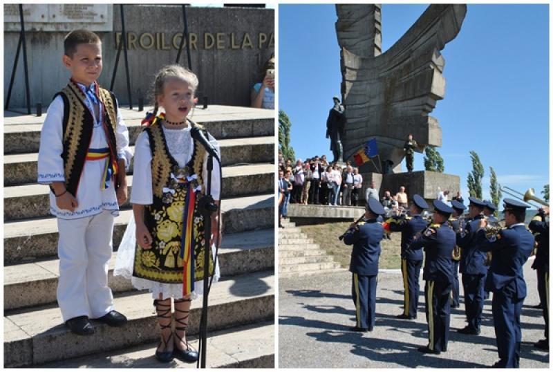 Martirii neamului, comemoraţi astăzi la Monumentul Eroilor de la Păuliş