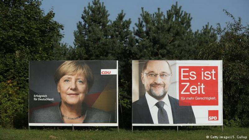 Alegeri în Germania pentru viitorul Parlament şi Cancelar. Merkel în cărţi pentru al patrulea mandat în fruntea Germaniei