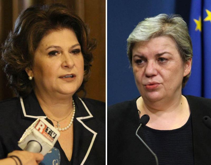 Coaliţia PSD- ALDE a decis susţinerea miniştrilor cercetaţi de DNA pentru fapte de corupţie