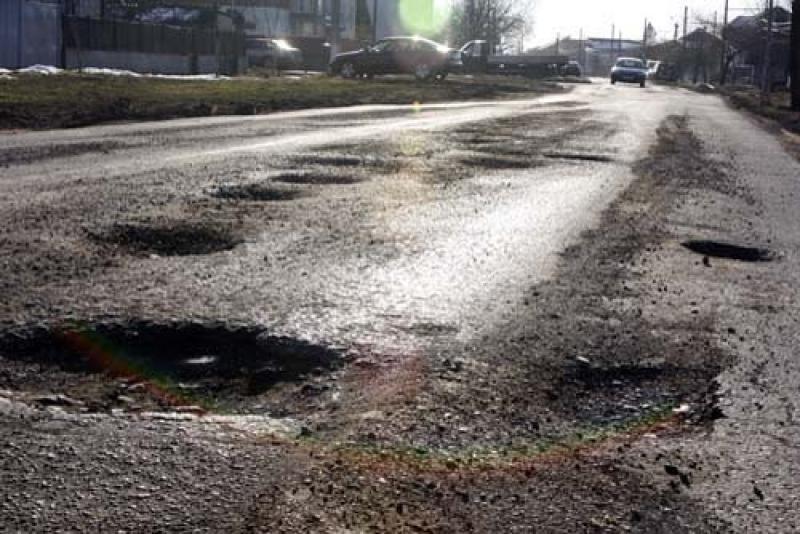 Drumurile noastre...proaste! România, în topul ţărilor cu cea mai proastă infrastructură din lume!