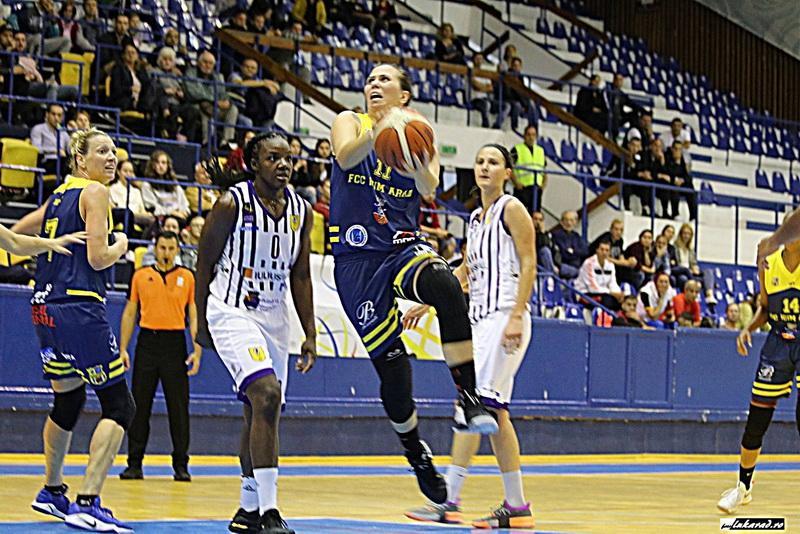 Debut de sezon cu stângul pentru baschetbalistele de la ICIM