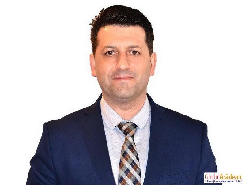 Petru Antal este noul preşedinte al Ligii Aleşilor Locali PNL Arad