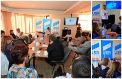 Specialiştii şi cadrele medicale din Arad, dezbatere publică privind Legea Vaccinării