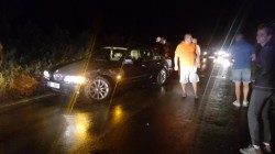 UDATE! Șoferul fugar a fost prins -Accident de circulație pe Bodrogului !