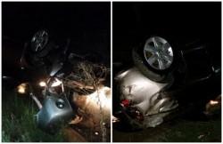 Grav accident de circulaţie petrecut azi-noapte între Chişineu-Criş şi Arad