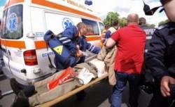 Clipe dramatice în plin centrul Aradului! Arădenii, efort comun pentru salvarea unui bărbat care a făcut infarct în plină stradă