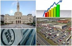 Aradul- Magnet pentru investitori! Banca Mondială ne situează în TOP-ul oraşelor din România!