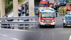 Cinci români au decedat şi alţi trei sunt grav răniţi în urma unui accident produs în Austria!