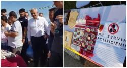 Moţii l-au pus la respect pe Dragnea la Serbările Naţionale de la Ţebea 2017