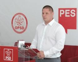 """Francisc Kempf (PSD): """"Primarul comunei Vladimirescu este repetent la accesarea de fonduri de la Guvern"""""""