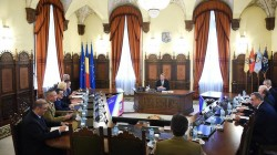 Antropologul Mihai Fifor, prima şedinţă CSAT după preluarea mandatului de Ministru al Apărării!