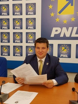 """Bogdan Boca (PNL): """"Am propus soluția pentru decongestionarea traficului rutier din Arad!"""""""