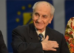 Mircea Ionescu Quintus, seniorul politicii româneşti, a decedat astăzi, la vârsta de 100 de ani
