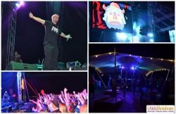Prima zi de festival ABC OPEN AIR! Atmosferă incendiară cu Zdob şi Zdub, Paraziţii şi Subcarpaţi în prim-plan!