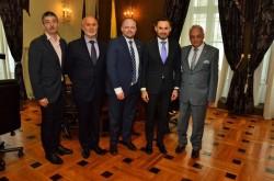 Ambasadorul Canadei în România a vizitat Aradul