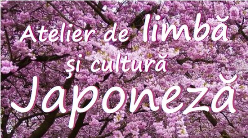 Atelier de cultură și limbă japoneză