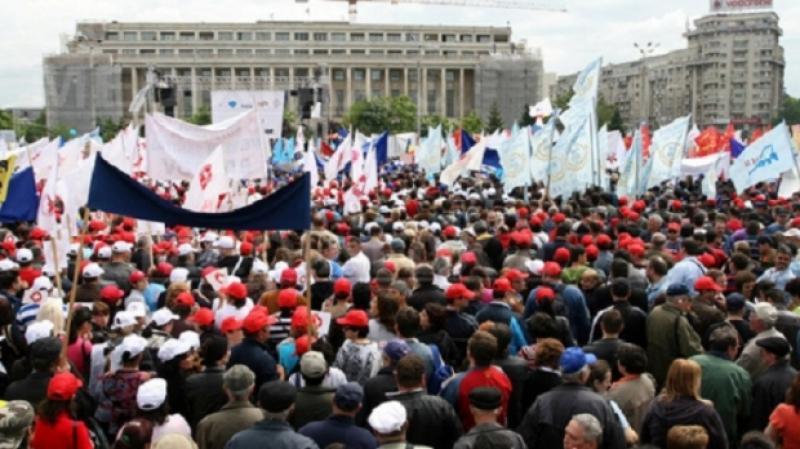 Liderul Sindicatului Cartel Alfa acuză Guvernul de şantaj!
