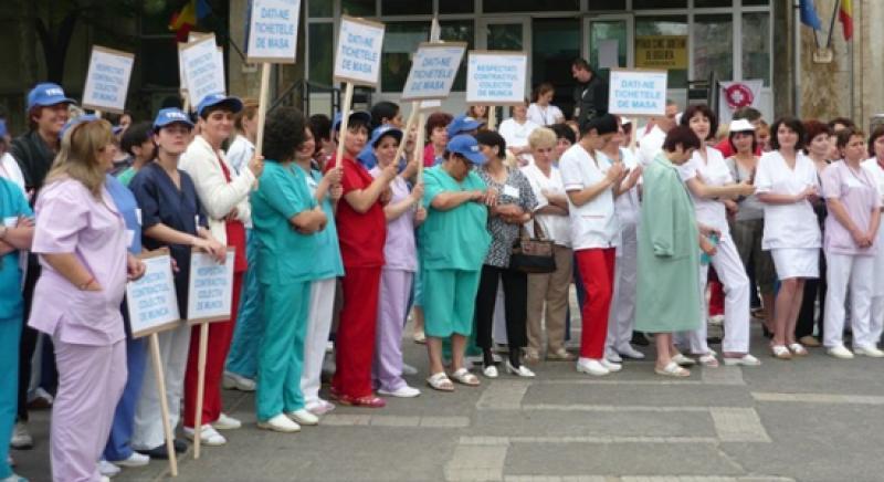 Medicii de familie din Arad se pregătesc de proteste