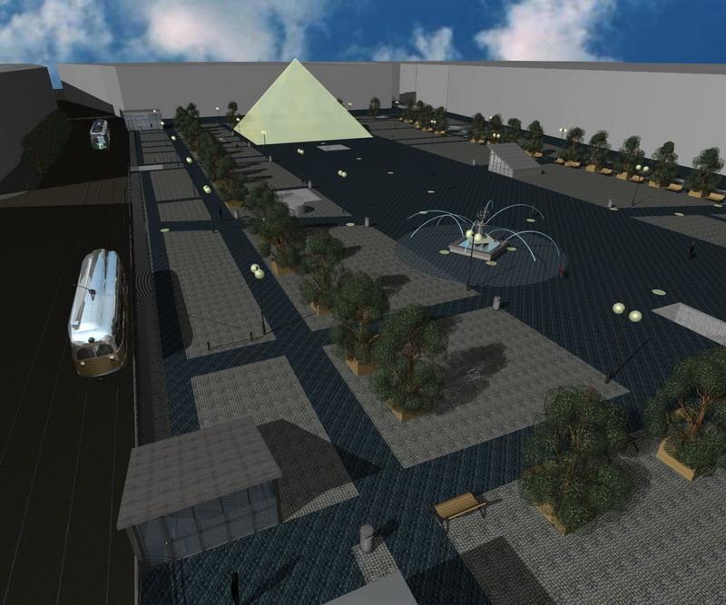 Parcarea subterană din Piaţa Avram Iancu, din nou la transparenţă